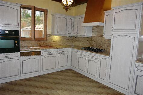 renovation meubles de cuisine renovation cuisine rustique comment rnover et repeindre