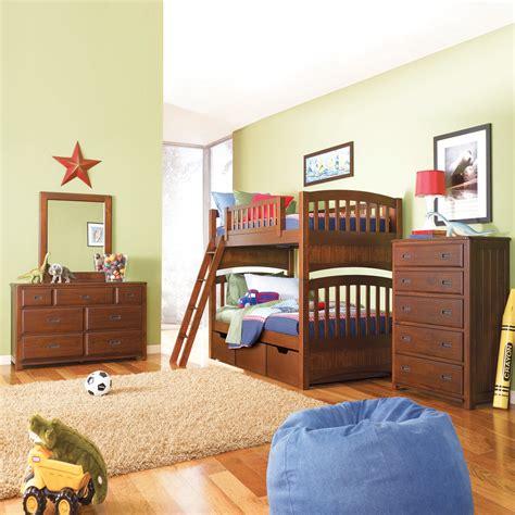 Lea Industries Bunk Beds Dillon Bunk Bedroom Set By Lea Industries
