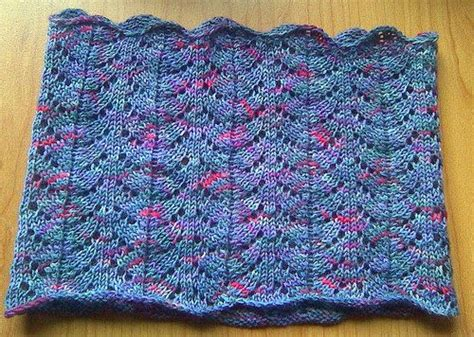 easy lace cowl knitting pattern 18 best images about knitting on free pattern