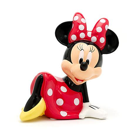 Power Bank Character Minnie Mouse minnie mouse character money bank