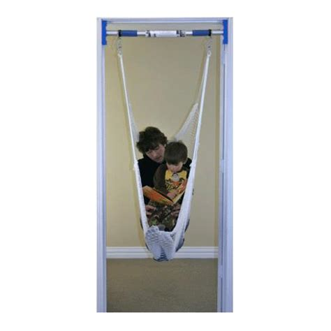 indoor therapy swing playaway toy rainy day indoor net swing therapy swings