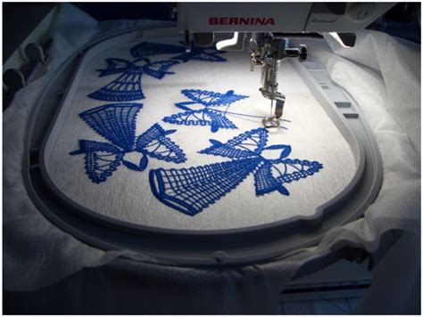 design tavernmaker how to make free standing lace fsl machine embroidery