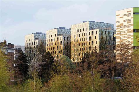 Architecture De Lille by Dominique Perrault Architecture Logements Bureaux Et