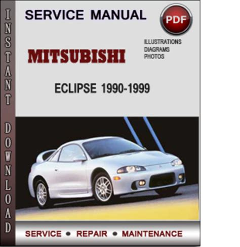 how to download repair manuals 1993 mitsubishi eclipse interior lighting mitsubishi eclipse 1990 1999 factory service repair manual download