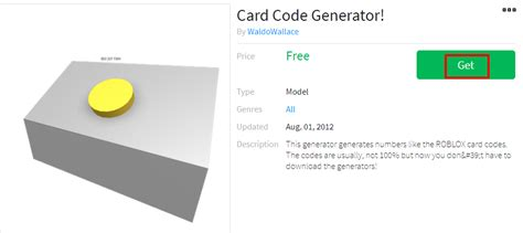 Roblox Gift Card Code Generator - latest updated roblox codes how to redeem roblox promo codes