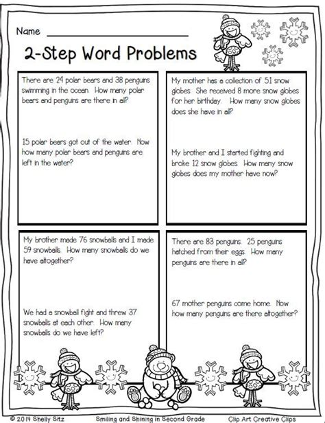 2nd Grade Math Word Problems Worksheets by Division Word Problem Worksheets 2nd Grade Word Problems