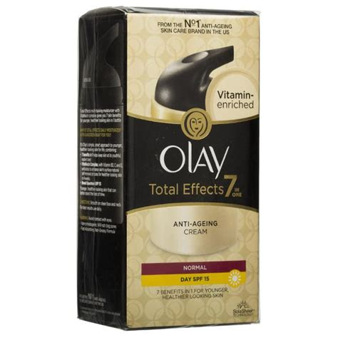 Olay Total Effect Day Spf 15 buy olay total effects day spf 15 normal anti ageing sastasundar