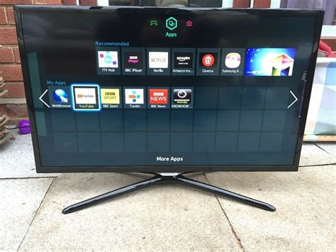 Samsung 32 Inch Smart Tv by Samsung 32 Inch Smart Led Tv Smart Hub 1080p Hd