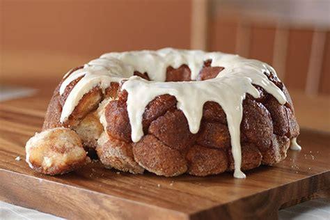 Kraft Kitchen Recipes Cinnamon Pull Apart Bread Kraft Recipes