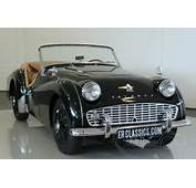 Triumph TR3 Voitures De Collection A Vendre E &amp R Classic Cars