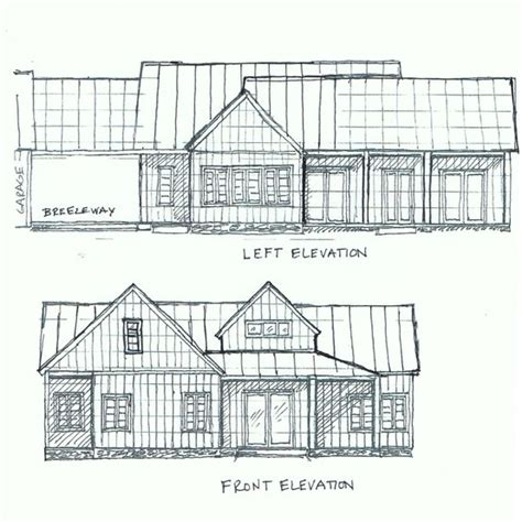 modern farmhouse elevations front left elevation modern farmhouse dream home