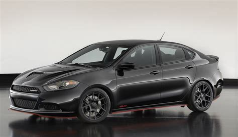 dodge dart dodge dart glh concept revealed production version rumored