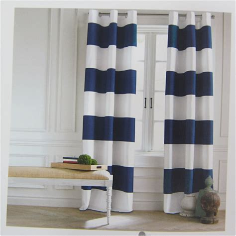 white curtains with navy trim curtains drapes fabulous white curtains with navy trim