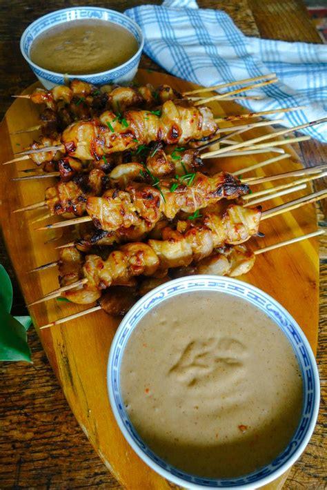 simple starter recipes for dinner best 20 chicken satay ideas on satay recipe
