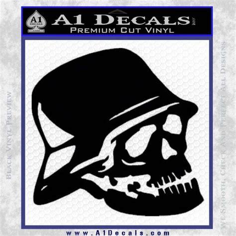 Nazi skull symbols
