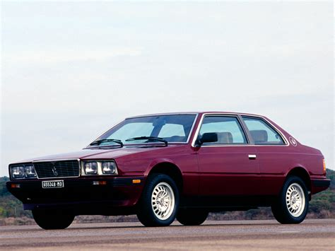 85 Maserati Biturbo by Maserati Biturbo 1982 85
