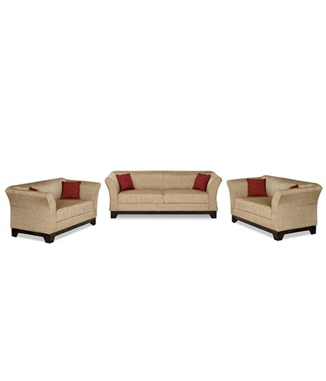 Sofa Set 3 2 by Elite 3 2 2 Sofa Set With 6 Small Cushions Buy Elite 3 2