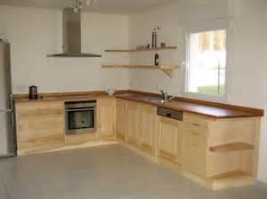 Attractive Fabrication D Un Ilot Central De Cuisine #14: Fa%C3%A7ades-fr%C3%AAne-plan-travail-ch%C3%AAne.jpg
