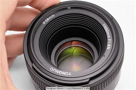 Yongnuo Yn 50mm F 1 8n For Nikon nikon rumors part 11