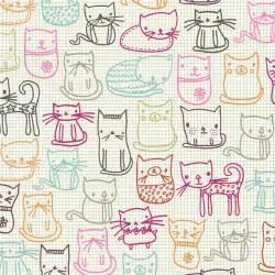 Cat pattern cat background tumblr cat pattern wallpaper cat pattern