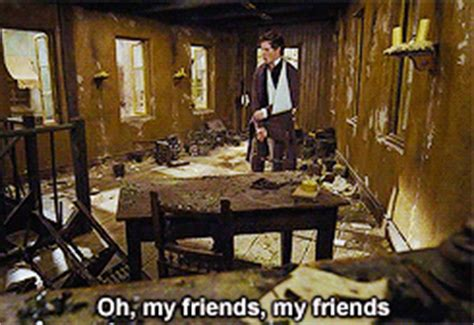 Eddie Redmayne Empty Chairs At Empty Tables by Image Empty Chairs At Empty Tables Gif Les Mis 233 Rables