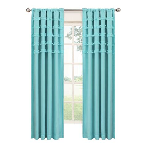 pool curtains eclipse blackout ruffle batiste blackout pool polyester