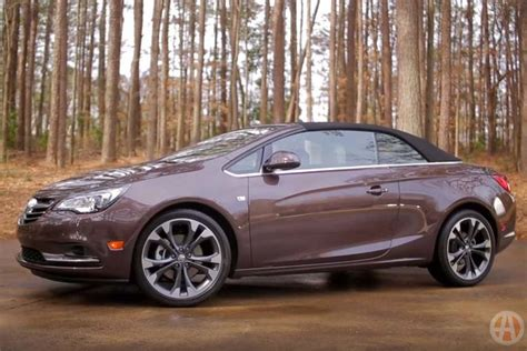 funny new buick commercial combines cascada convertible 2016 buick cascada real world review video autotrader