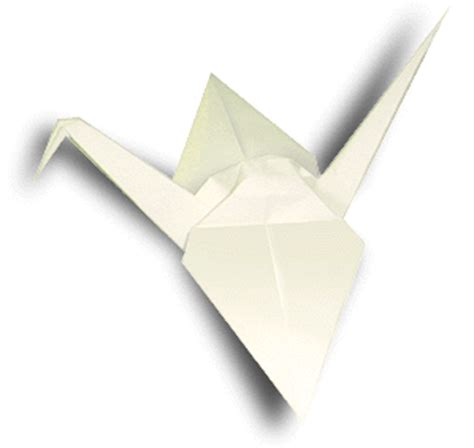 Origami Club Crane - origami club world of driftwood