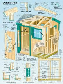 Shed Plans Tool Shed Plans Designs To Consider When Choosing A Plan Shed