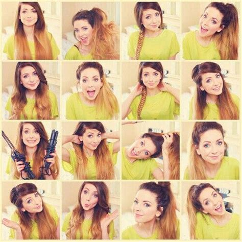 easy hairstyles for school zoella 1000 images about beautimous p on funky nails pony tails and pinwheels