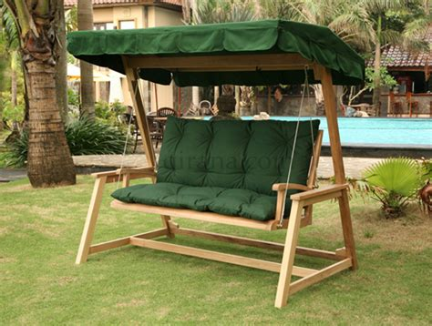 outdoor swing bench with canopy kintamani swing bench with canopy teak garden furniture