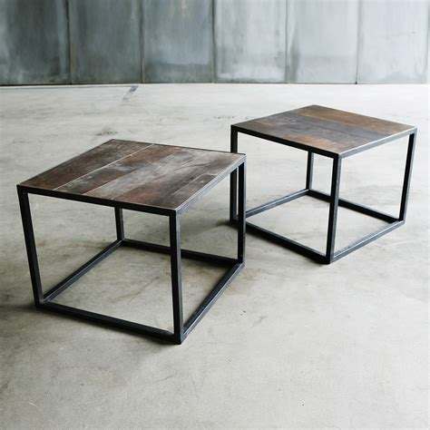 coffee table mesa by heerenhuis enter the loft