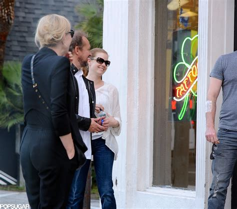 cate blanchett tattoo cate visits with 3 3 14 cate