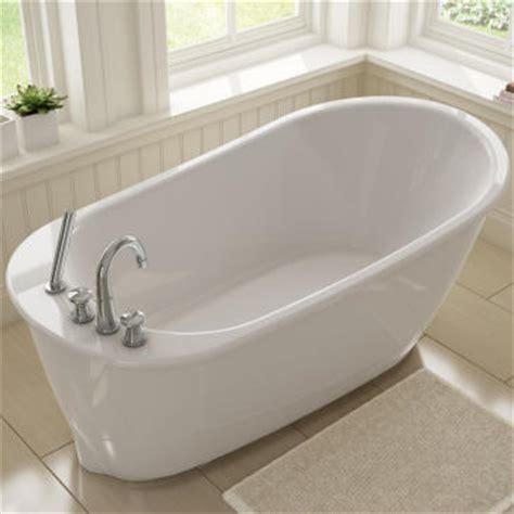 maax sax bathtub maax 105797 000 sax elegant small sized freestanding