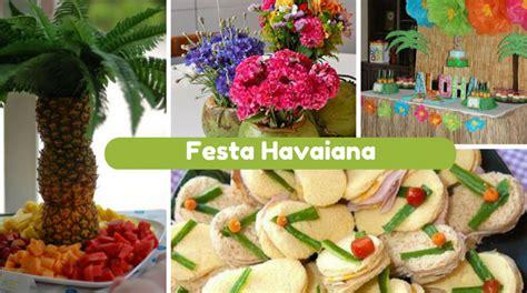 Uma Home Decor Decora 231 227 O De Festa Havaiana