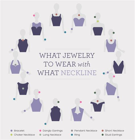 jewelry guide from statement jewelry to delicate pieces choosing