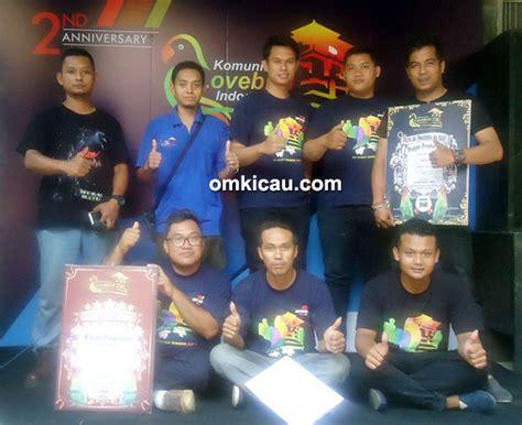 Second Hurt Heri Putra 2nd anniversary kli ku lovebird awk hattrick unyil