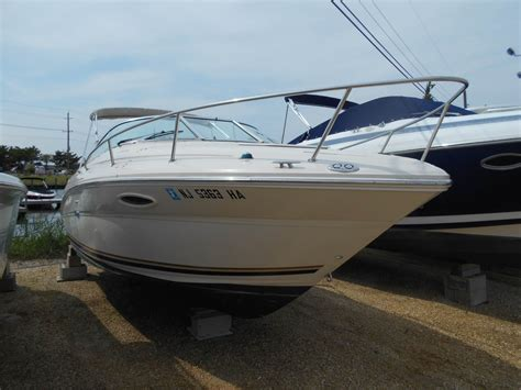 sea ray weekender boats for sale sea ray 225 weekender boats for sale in united states