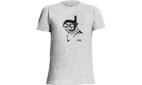 boys pug shirt snorkel pug