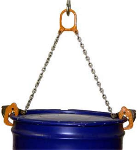 Chain Drum by Drum Handling Dollies Handlers Lifting Equipment