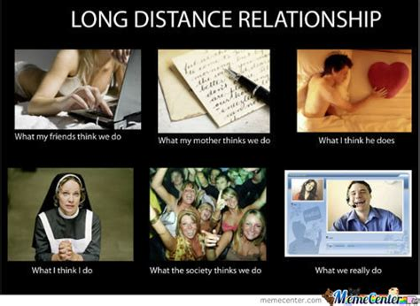Long Distance Meme - rope tips for the crazy and long distance