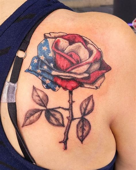 small patriotic tattoos best 25 american flag tattoos ideas on