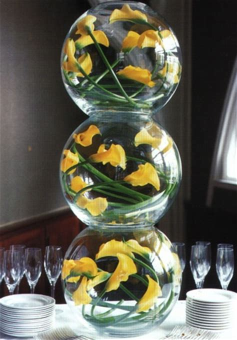 Fish Bowl Vase Ideas by 17 Best Images About Fish Bowl Ideas On