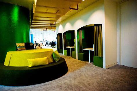 House Design From Inside inside the quirky google london office idesignarch