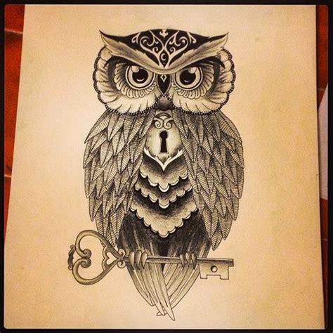imagenes tatuajes buhos tatuajes de b 250 hos significado e ideas originales