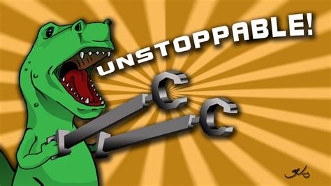 Unstoppable T Rex Meme - unstoppabble t rex by btestus on deviantart