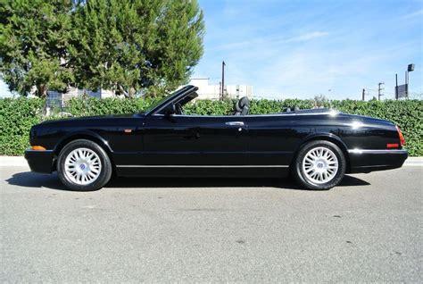 black bentley convertible 2000 black bentley azure convertible