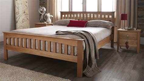 High Quality Bed Frames High Quality Oak Bed Frame All Sizes Available Bedstead 3ft 4ft 4ft6 5ft 6ft Ebay