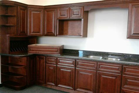 red mahogany kitchen cabinets u haul self storage mahogany kitchen cabinets