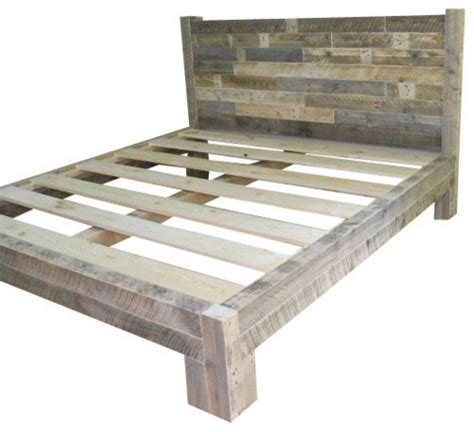 rustic platform beds platform bed queen rustic platform beds by